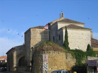 21 de Julio, Villalcazar de Sirga-Terradillos de los Templarios