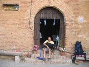 22 de Julio, terradillos de los Tempalrios-Bercianos del Real Camino