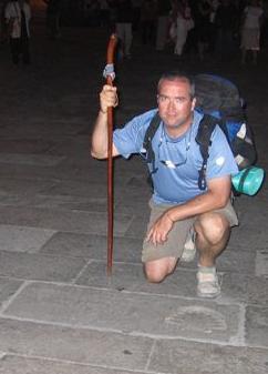4 de Agosto de 2004, Santiago de Compostela.
