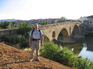 De Puente la Reina a Los Arcos pasando por Estella