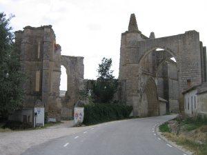 18 de Julio, Rabe de las Calzadas-Convento de San Anton